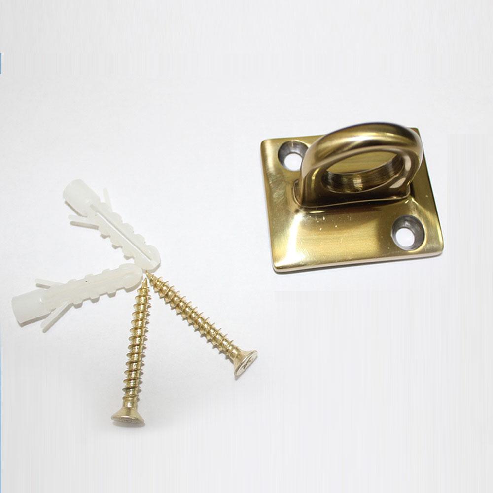 """Настенное крепление (держатель каната) ArtBarrier Classic """"Золото"""""""