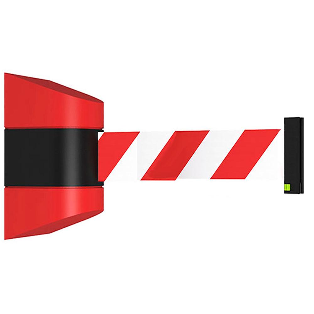 Настенный блок Barrier Belt WP (черно-красный корпус)