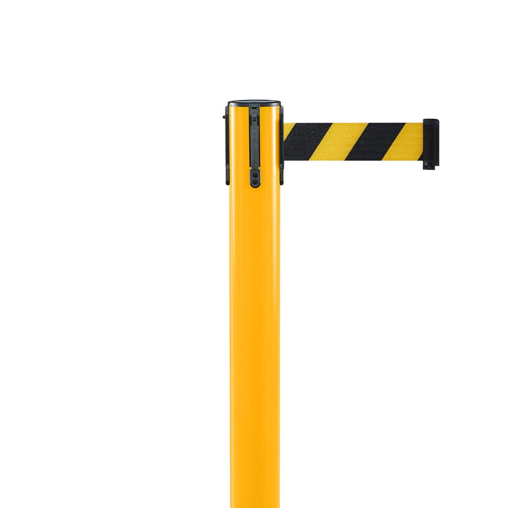 Индустриальная стойка ArtBarrier Industrial (Yellow, лента 3,0 м)