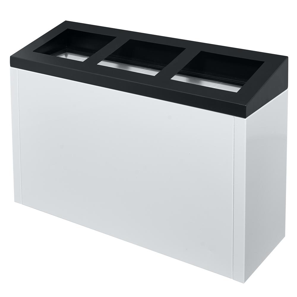 Офисная урна для раздельного сбора мусора Artbin Dolce