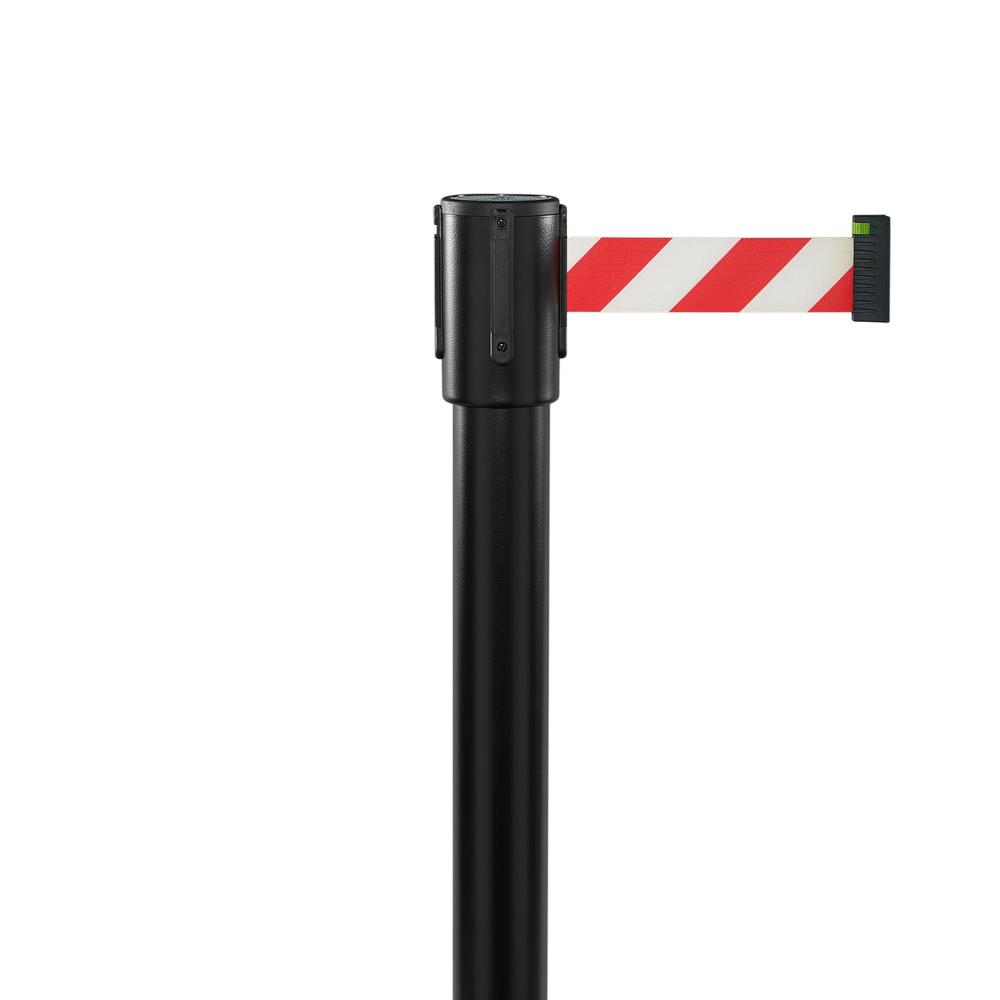 Столбик с вытяжной лентой ArtBarrier Biz (лента 5,0 м)