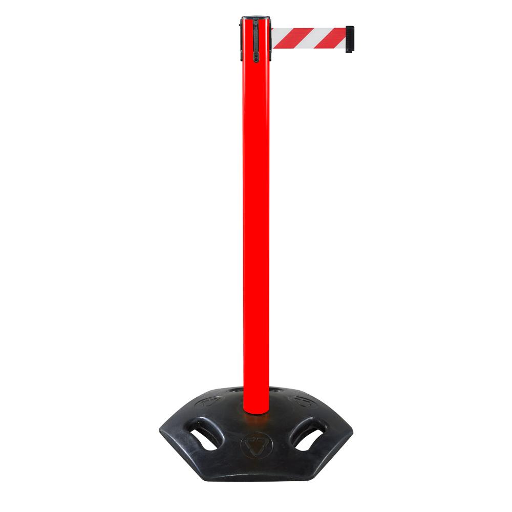Индустриальная стойка ArtBarrier Industrial (Red, лента 3,65 м)