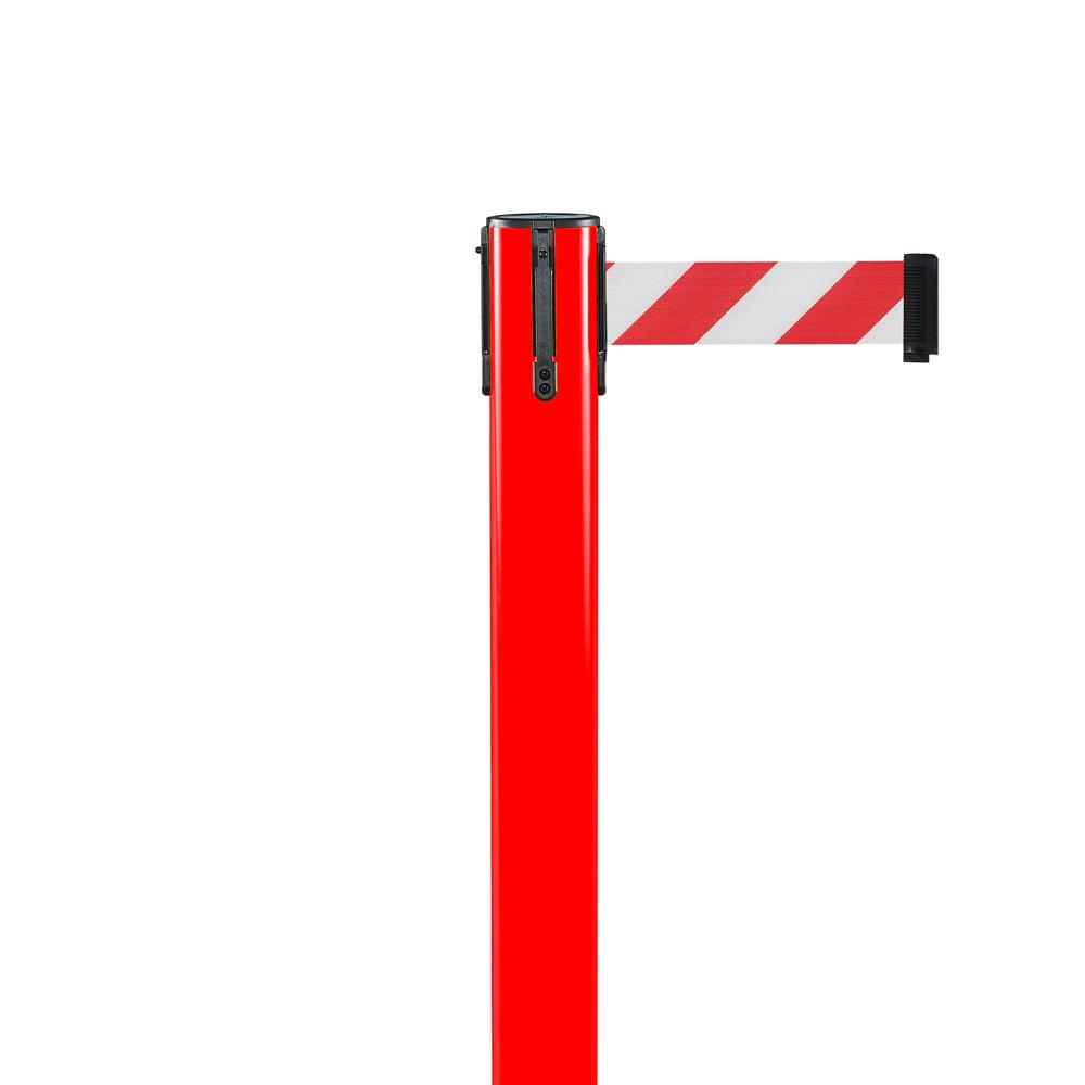 Индустриальная стойка ArtBarrier Industrial (Red, лента 3,0 м)