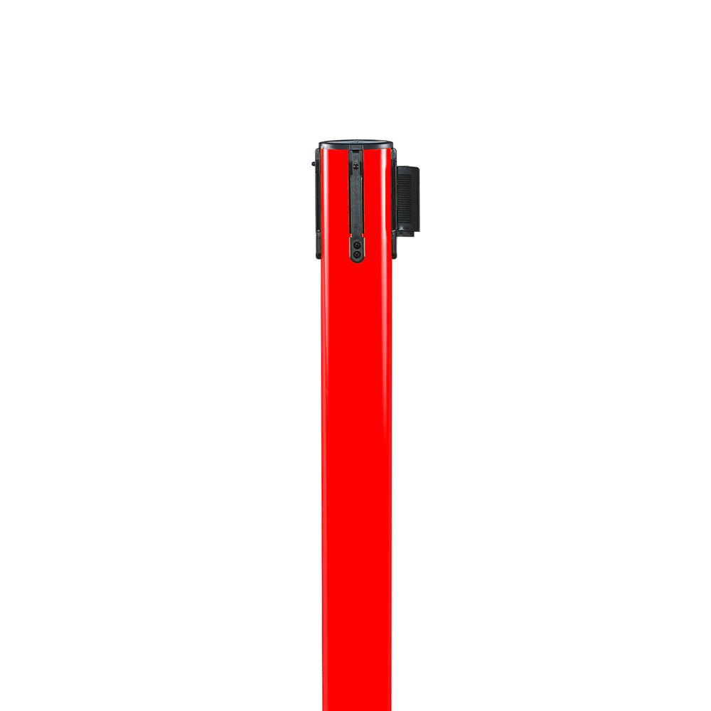 Индустриальная стойка Barrier Belt Industrial (Red, лента 3,65 м)